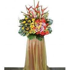 Flowers arrangement for New Shop Opening