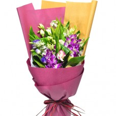 Thailand Orchids Bouquet