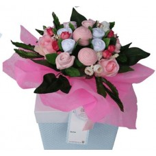 Baby GIRL Flowers Bouquet